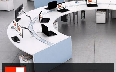 It's Time for the Twist: Why Open Workspaces Don't Have To Be Linear